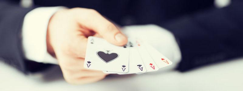 memorizzare un mazzo di carte
