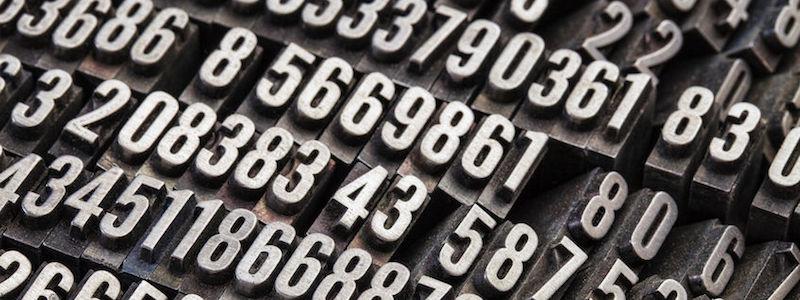 Conversione fonetica di Leibniz, ovvero la mnemotecnica per i numeri.